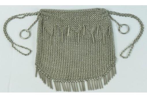 Abendtasche Kettentasche 84er Silber Russland