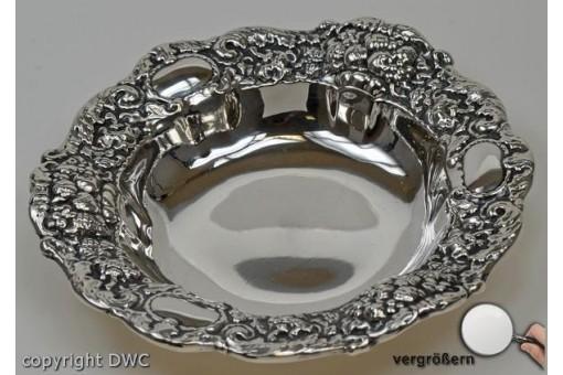 Silberanbietschale Anbietschale 925 Silber Sterling Schale Antikanbietschale
