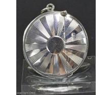 Streichholz Dose Box Schachtel in 925 er Silber England Chester 1903