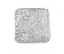 Taschenspiegel Schminkspiegel HE in 925 Silber silver mirror