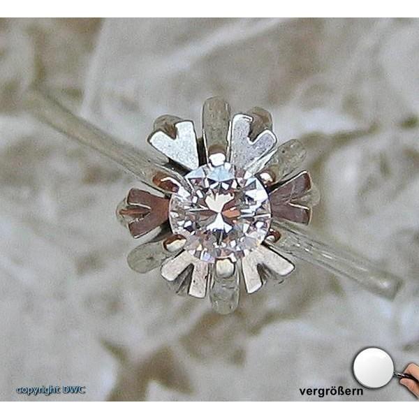 damen finger ring mit diamant brillant solit r brilliant brillanten diamanten diamond watch. Black Bedroom Furniture Sets. Home Design Ideas