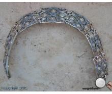 Silberarmband Armband Markasiten aus 835 Silber Tracht antik